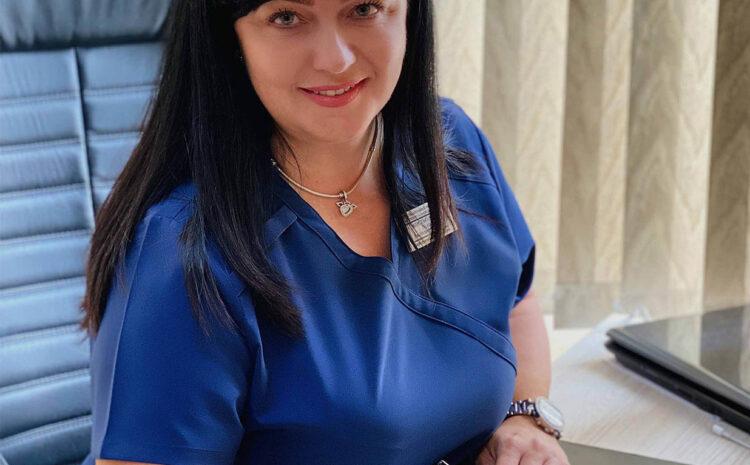 Лілія Костьолко