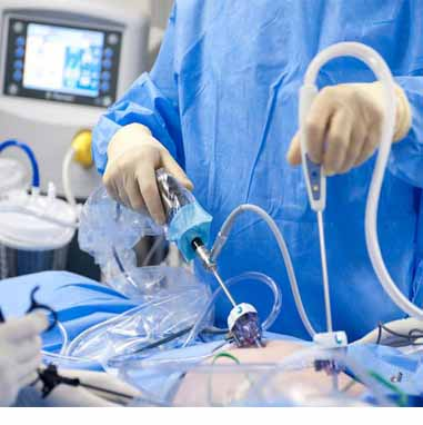 Відділення гінекології з малоінвазивними технологіями