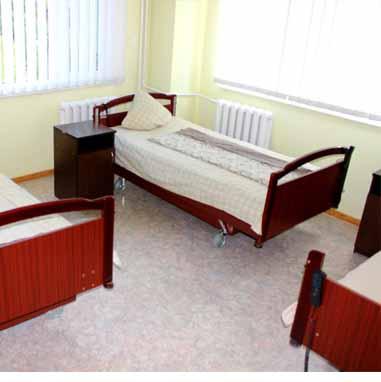 Денний стаціонар з ліжками для обстеження