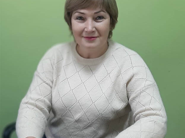 Людмила Кучеренко