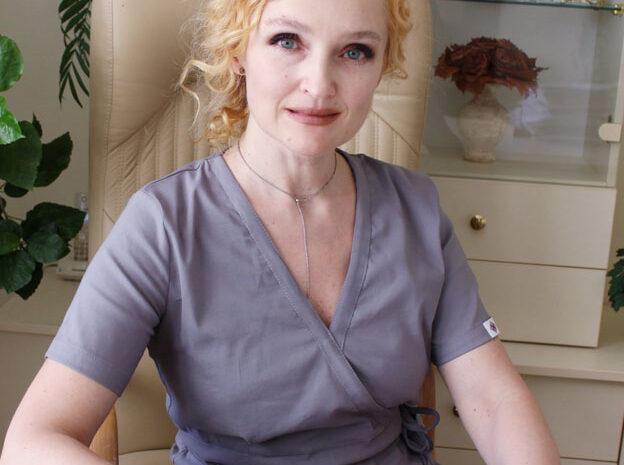 Олена Вавринчук